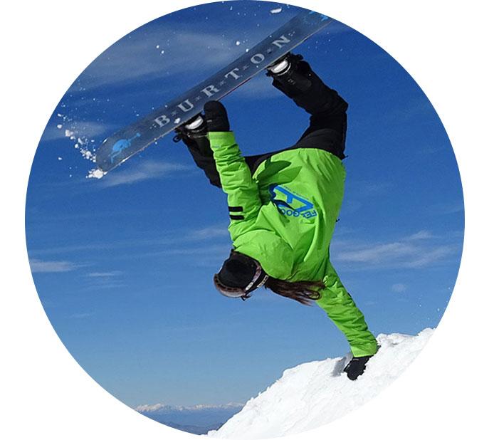 CORSO SNOWBOARD 2019